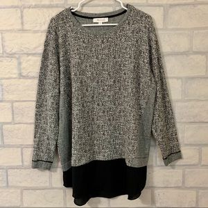 Two by Vince Camuto Plus Size Sweater
